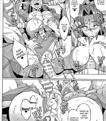 Sennen Reijou ~ My Lady, My Master ~ Ch. 1-8 comic porn sex 113