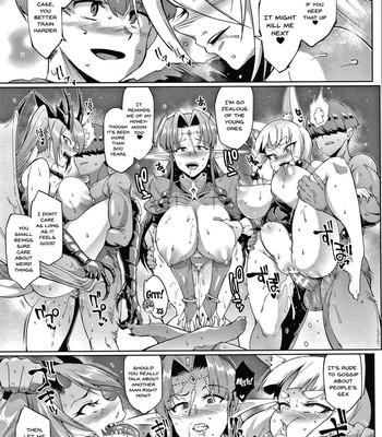 Sennen Reijou ~ My Lady, My Master ~ Ch. 1-8 comic porn sex 120