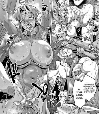 Sennen Reijou ~ My Lady, My Master ~ Ch. 1-8 comic porn sex 121