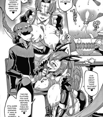 Sennen Reijou ~ My Lady, My Master ~ Ch. 1-8 comic porn sex 198