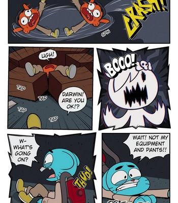 [Garabatoz] Gumball Ghost Buster comic porn sex 004