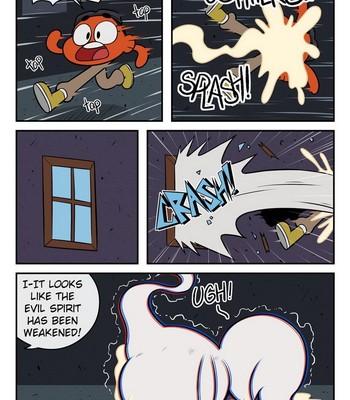 [Garabatoz] Gumball Ghost Buster comic porn sex 008