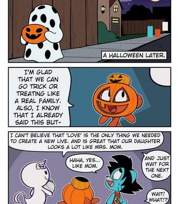 [Garabatoz] Gumball Ghost Buster comic porn sex 013