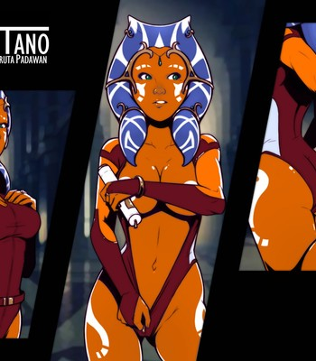Porn Comics - Ahsoka Tano (Kelana Rin)