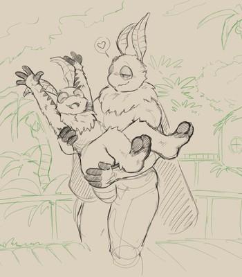 Porn Comics - Moth Brothers