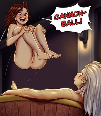 Toss A Coin to Your Witcher comic porn sex 007