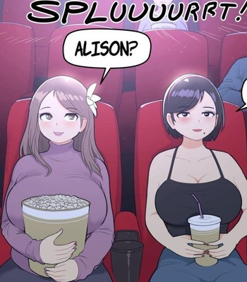 Natasha vs Alison: Who's gonna top? comic porn sex 002