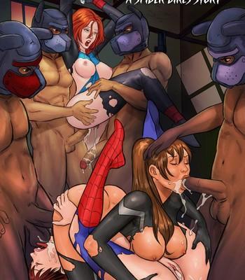 Porn Comics - Stunning Howls: A Spider-Girls Story