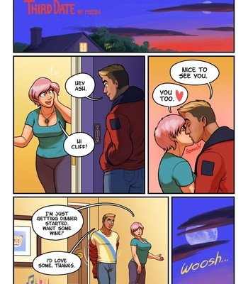 Third Date comic porn sex 002