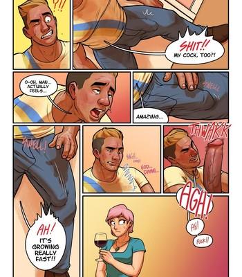 Third Date comic porn sex 005