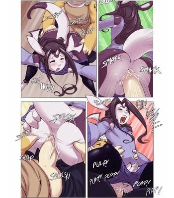 Unigan Caravan – Blushcomics comic porn sex 022
