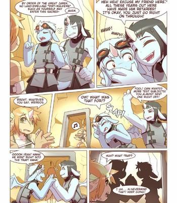 Unigan Caravan – Blushcomics comic porn sex 054