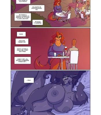 Blind Date ( Colored ) comic porn sex 003