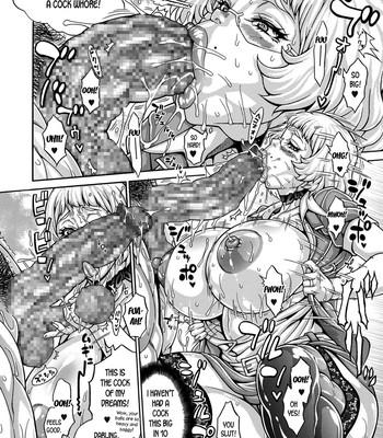 Dosukebe Chinpo Dorei ~ Eigo Kyoushi Judy | Whore Cock Slave ~Judy, The English Teacher~ comic porn sex 008
