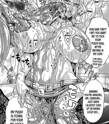 Dosukebe Chinpo Dorei ~ Eigo Kyoushi Judy | Whore Cock Slave ~Judy, The English Teacher~ comic porn sex 012