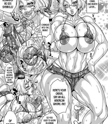 Dosukebe Chinpo Dorei ~ Eigo Kyoushi Judy | Whore Cock Slave ~Judy, The English Teacher~ comic porn sex 019