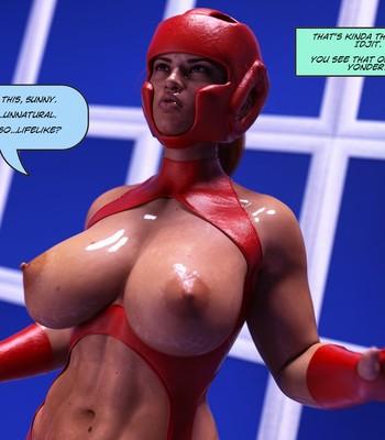 Porn Comics - Futa Season 2 Prologue: Virtual Feedback