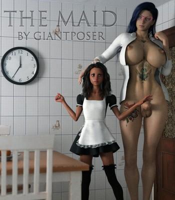 The Maid comic porn thumbnail 001
