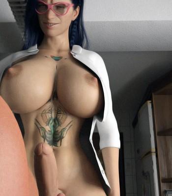 The Maid comic porn sex 049