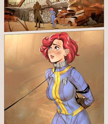 Porn Comics - Fallout: Paradise Falls Chapter 1 & 2