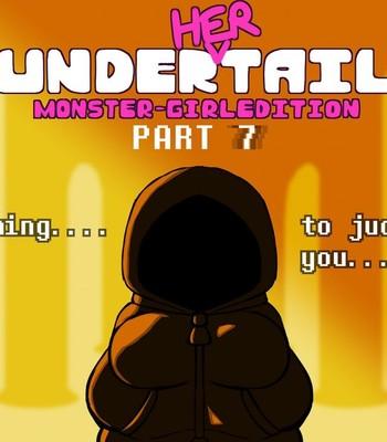 Porn Comics - Under(her)tail 7