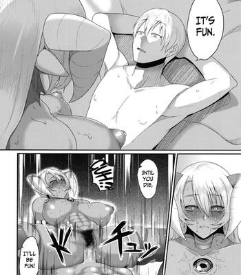 Reizoku Maou I-IV   Enslaved Overlord I-IV + Epilogue comic porn sex 040