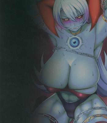Reizoku Maou I-IV   Enslaved Overlord I-IV + Epilogue comic porn sex 051