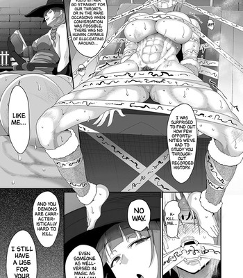 Reizoku Maou I-IV   Enslaved Overlord I-IV + Epilogue comic porn sex 059