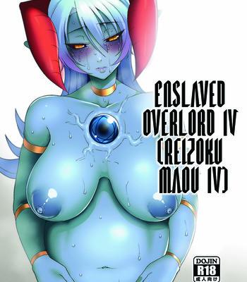 Reizoku Maou I-IV   Enslaved Overlord I-IV + Epilogue comic porn sex 077