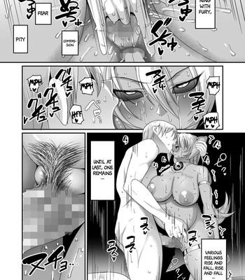 Reizoku Maou I-IV   Enslaved Overlord I-IV + Epilogue comic porn sex 089