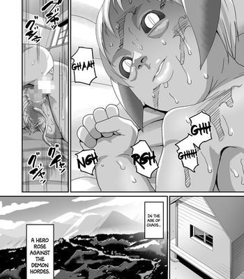 Reizoku Maou I-IV   Enslaved Overlord I-IV + Epilogue comic porn sex 100
