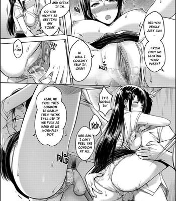 My Sister…3 comic porn sex 009