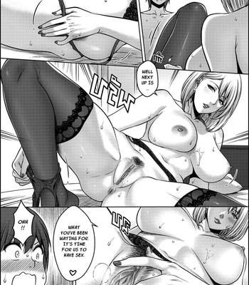 My Sister…3 comic porn sex 048