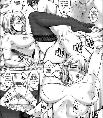 My Sister…3 comic porn sex 052