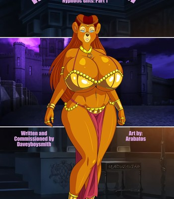 Porn Comics - [Arabatos] FULL – The Multiverse Hypno Harem