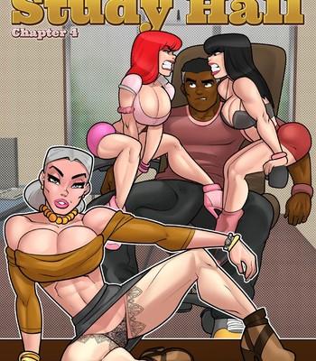 Riverdale High Study Hall 4 comic porn sex 002