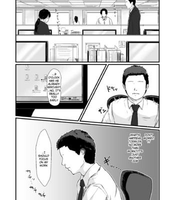 Takuran sareta Tsuma comic porn sex 017