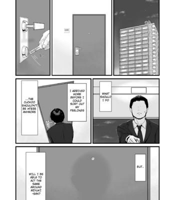 Takuran sareta Tsuma comic porn sex 023