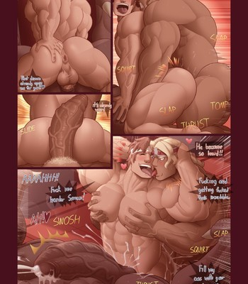 Carnal punishment comic porn sex 007
