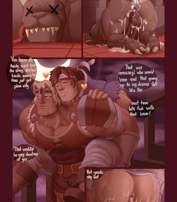 Carnal punishment comic porn sex 008