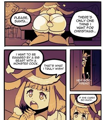 Porn Comics - A Christmas comic