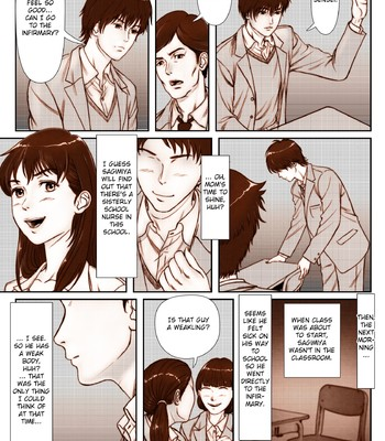 Tenkousei ni Netorareta Haha comic porn sex 005
