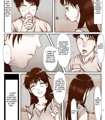 Tenkousei ni Netorareta Haha comic porn sex 006