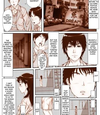 Tenkousei ni Netorareta Haha comic porn sex 014