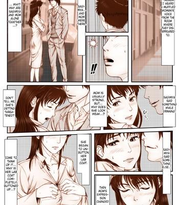 Tenkousei ni Netorareta Haha comic porn sex 015