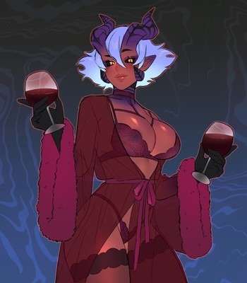 [IckySickly] A Drink to Remember comic porn thumbnail 001