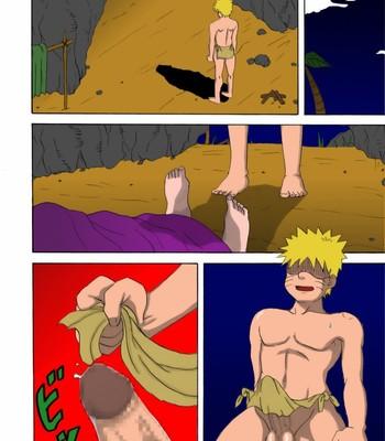 Paradise Island comic porn sex 009