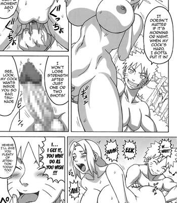 Paradise Island comic porn sex 099