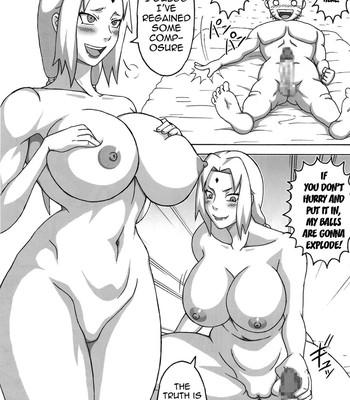 Paradise Island comic porn sex 100