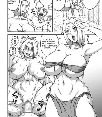 Paradise Island comic porn sex 146